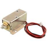 قفل برقی 12 ولت (مدل زبانه دار)
