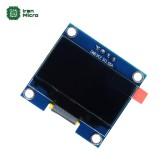 شیلد نمایشگر OLED سایز 1.3 اینچ - با ارتباط I2C - سفید
