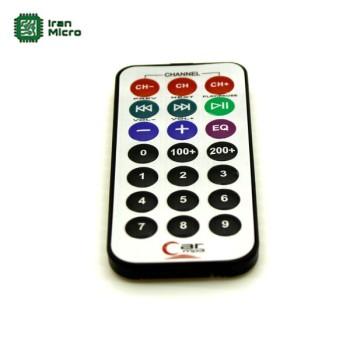 ریموت کنترل 21 دکمه مادون قرمز - مدل B
