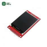 ماژول نمایشگر LCD TFT رنگی 2.2 اینچ دارای ارتباط SPI