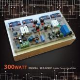 آمپلی فایر 300 وات مونو - مدل ICS300M