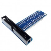 شیلد توسعه 40 پین رزبری پای - Raspberry Pi GPIO Breakout