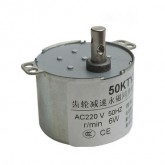 موتور گیربکس 1 دور 50KTYZ - 220VAC