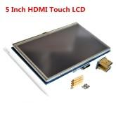 ال سی دی 5 اینچی رزبری - LCD 5 Inch HDMI Display Raspberry