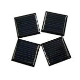 پنل خورشیدی 5 ولت - 40 میلی آمپر