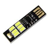 ماژول ال ای دی LED دیمر دار 6 تایی - تغذیه USB