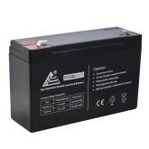 باتری خشک 6 ولت - 12 آمپر ساعت