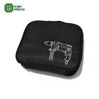 کیف دریل و ابزار آلات برزنتی دسته دار