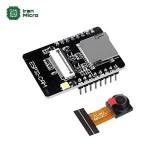 ماژول وای فای و بلوتوث ESP32-CAM (همراه با دوربین 2 مگا پیکسل)