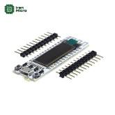 بورد راه انداز ESP8266 WIFI Kit 8 همراه با نمایشگر 0.91 اینچ OLED