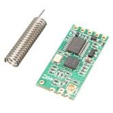 ماژول فرستنده گیرنده رادیویی HC-11 433MHz - CC1101 Chip