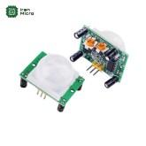 ماژول PIR لنز متوسط مدل HC-SR501 - برند D-SUN