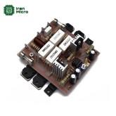 آمپلی فایر 200 وات مونو ترانزیستوری کلاس AB - بدون هیتسینک