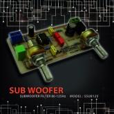 فیلتر ساب ووفر مونو - مدل SSU8125