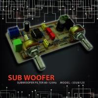فیلتر ساب ووفر - مدل SSU8125
