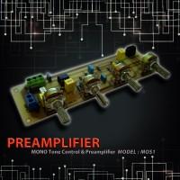 پری آمپلی فایر مونو - مدل SPAM45
