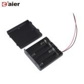 جا باتری قلمی 4 تایی (همراه با درب و کلید) - DAIER BH5-4003