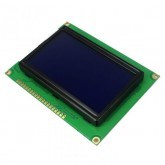 LCD گرافیکی 64*128 بک لایت آبی (درایور ST7920)