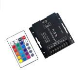 درایور و کنترلر RGB به همراه کنترل از راه دور - 576 وات