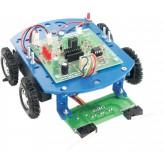 کیت آموزشی دو روبات با کنترلر آنالوگ مدل LFR120