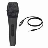 میکروفون مگا داینامیک باسیم Mega HT-1116 به همراه کابل
