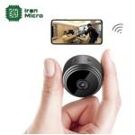 مینی دوربین وایرلس (وای فای WiFi) شارژی - با پشتیبانی از مموری کارت