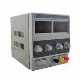 منبع تغذیه 1 کانال - 0 تا 15 ولت - 2 آمپر YaXun (ثابت و متغیر) + تستر RF