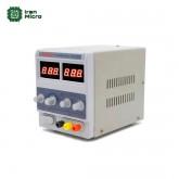 منبع تغذیه 1 کانال - 0 تا 15 ولت - 2 آمپر یاکسون (ثابت و متغیر) - مدل YAXUN PS-1502DD