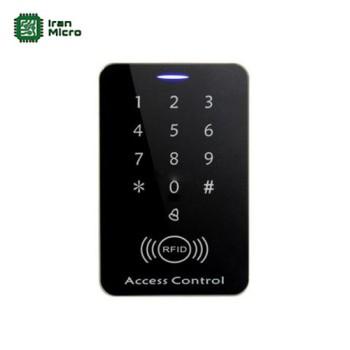 دستگاه کنترل تردد RFID اکسس کنترل 125KHZ - مدل RFID-T10