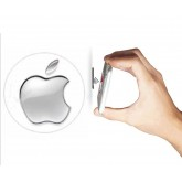 تگ RFID مدل استیکری (برچسب دار) - فرکانس 125KHZ - طرح اپل