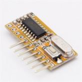 ماژول گیرنده لرن کد RXC6 - فرکانس 315 مگا هرتز