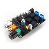 شیلد آمپلی فایر استریو 40 وات رزبری پای Raspberry Pi Amplifier X400 Shield
