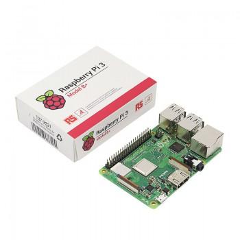 رزبری پای 3 - Raspberry Pi 3 B+ UK - مدل RS (اورجینال - ساخت انگلستان)