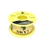 قرقره لحیم 0.4 میل (مخصوص SMD - نازک) - 50 گرمی - SKY7