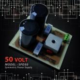 بورد منبع تغذیه 50 ولت دوبل - مدل : SPD50