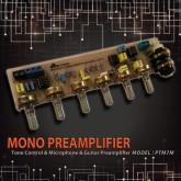 برد پری آمپلی فایر مونو با ورودی میکروفون - مدل PTM7M