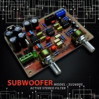 بورد فیلتر ساب ووفر استریو - مدل SU2600S