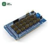 شیلد ارتباط سنسور ورژن 2 (مخصوص آردوینو مگا 2560) - Arduino Sensor Shield v2.0 for Mega2560