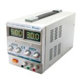 منبع تغذیه آزمایشگاهی پروسکیت - 0 تا 30 ولت - 5 آمپر - مدل TE-5305B