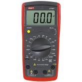 RC متر دیجیتال (خازن سنج + اهم متر) UNI-T - مدل UT601