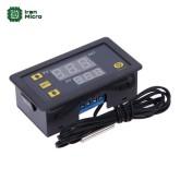 ماژول کنترلر و ترموستات دمای سیم دار W3230 - مدل 12 ولتی