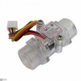سنسور جریان آب YF-S201C ـ(Lquid Flow Sensor ) - شفاف