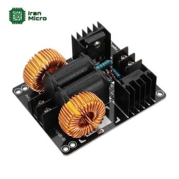 ماژول کوره القایی ZVS - با ولتاژ ورودی 12 الی 30 ولت - 1000 وات