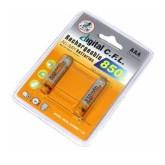 باتری نیم قلمی AAA - شارژی CFL 850mAh - بسته 2 عددی