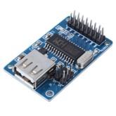 ماژول USB HOST با آی سی CH375B