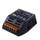 کنترلر شارژ پنل های خورشیدی 10 آمپر - بدون تایمر - شب کار