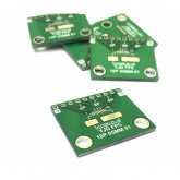 بورد تبدیل کانکتور FPC (فاصله پایه 0.5) - 10 پایه به دیپ DIP