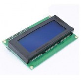LCD کاراکتری 20*4 بک لایت آبی