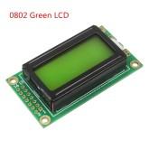 LCD کاراکتری 8*2 بک لایت سبز