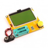 تستر قطعات الکترونیک دیجیتالی - مدل LCR-T4